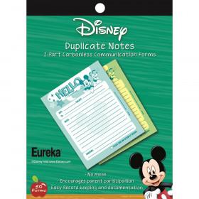 Mickey Hello Duplicate Notes