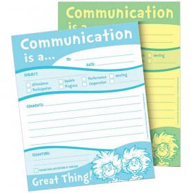 Dr. Seuss Communication Duplicate Notes
