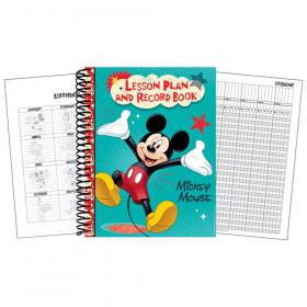 Mickey Lesson Plan & Record Book