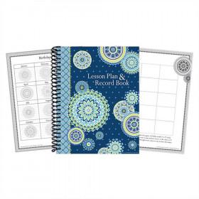 Blue Harmony Lesson Plan Book