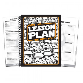 Star Wars Super Troopers Lesson Plan Books