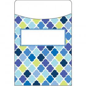 Blue Harmony - Diamonds Library Pockets
