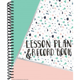 Simply Sassy Lesson Plan and Record Book