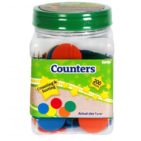 Tub of Counters Manipulatives