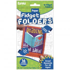 Fidget Folders, Reading Puns