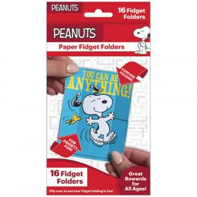 Fidget Folders, Peanuts