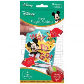 Fidget Folders Mickey