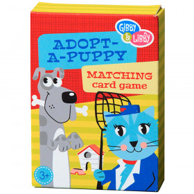 Adopt-A-Puppy Card Game