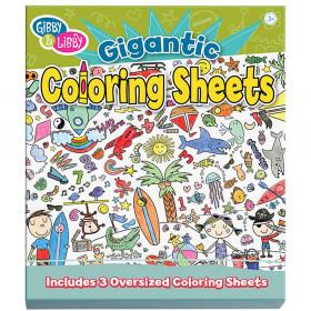 Coloring Begin Giant Coloring Sheet