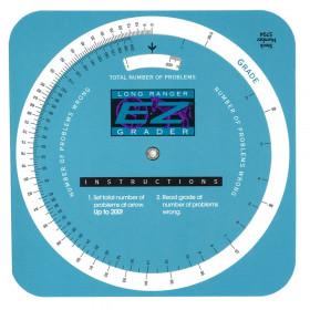 E-Z Grader Circular Long Ranger Score Up To 200 Questions