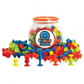 Mini Squigz Set, 75 pieces