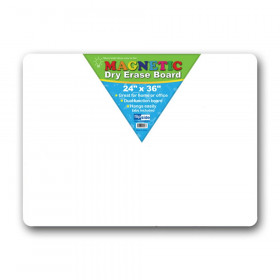 """Magnetic Dry Erase Board, 24"""" x 36"""""""