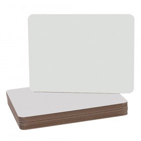 "Dry Erase Board Bulk, 9.5"" x 12"", Pack of 12"