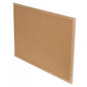 "Wood Framed Cork Board, 24"" x 36"""
