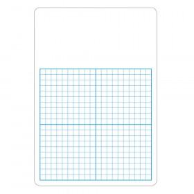 """1/2"""" Graph Dry Erase Board, 11"""" x 16"""" Single"""