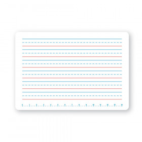 """Double-Sided Dry Erase Boards, 11"""" x 16"""" Single"""