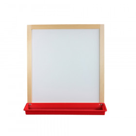Magnetic Dry Erase Wall Easel