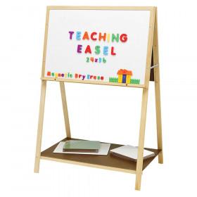 "Magnetic Teaching Easel, 54"" H x 36"" W"