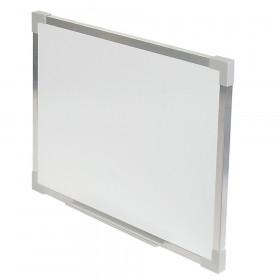 "Aluminum Framed Dry Erase Board, 24"" x 36"""