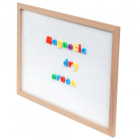 "Wood Framed Dry Erase Board, 36"" x 48"""