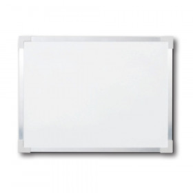 "Aluminum Framed Dry Erase Board 36"" x 48"""