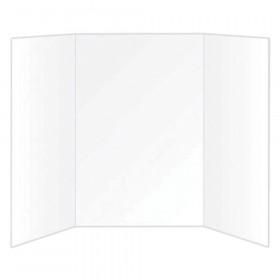"""Foam Project Board, 36""""W x 48""""L, White, Pack of 10"""