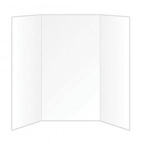 Foam Project Boards 10Pk White 18H X 24W