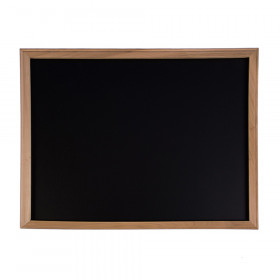 "Wood Framed Chalk Board, 18"" x 24"""