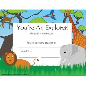 Explorer Certificate