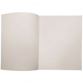 Blank Book Portrait 7X8.5 Soft Cover