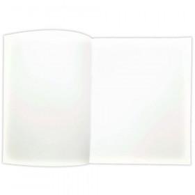 Soft Blank Book 7X8.5 Portrait 12Pk