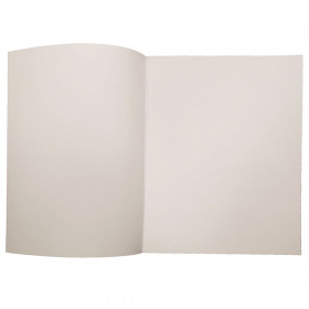 """Soft Cover Blank Book, 7"""" x 8.5"""" Portrait, 14 Sheets Per Book, Pack of 12"""