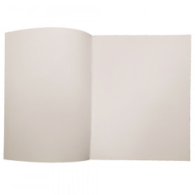"Soft Cover Blank Book, 7"" x 8.5"" Portrait, 14 Sheets Per Book, Pack of 24"
