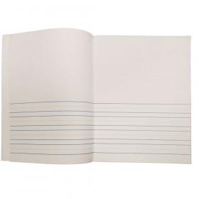 Soft Ruled Book 7X8.5 Portrait 12Pk
