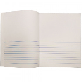 Lined Book Portrait 7X8.5  24 Pk Soft Cover