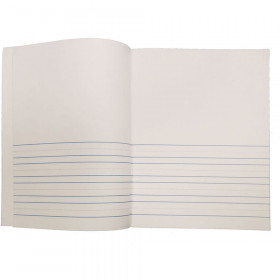 Soft Ruled Book 8.5X11 Port 12Pk