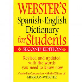 Spanish-English Dictionary for Students, Second Edition