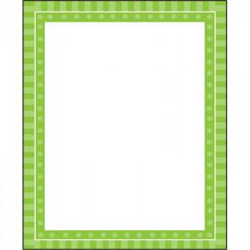 Green Sassy Solids Chart