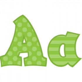 Green 5In Sassy Font