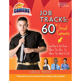 Careers Curriculum, Job Tracks