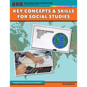 DBQ Lessons & Activities: Key Concepts and Skills for Social Studies