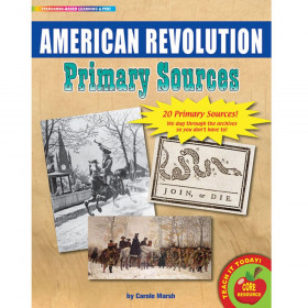 Primary Sources, American Revolution