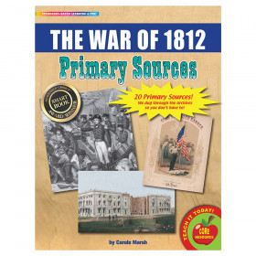 Primary Sources War Of 1812
