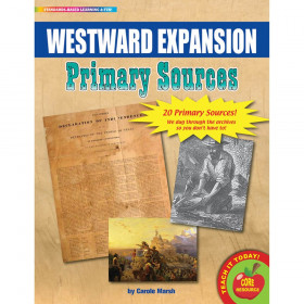 Primary Sources Westward Expansion Movement