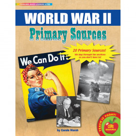 Primary Sources World War Ii