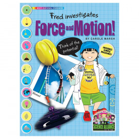 Science Alliance Physical Science Force & Motion