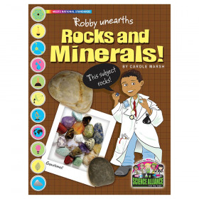 Science Alliance Earth Science, Rocks & Minerals