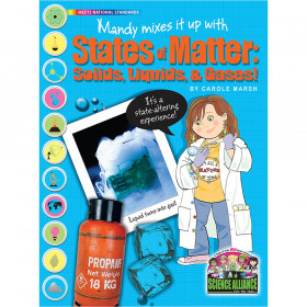 Science Alliance Physical Science States Of Matter