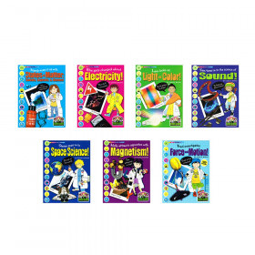 Science Alliance Physical Science, Set of 7
