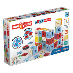 Magicube Word Building Set, 79 Pieces